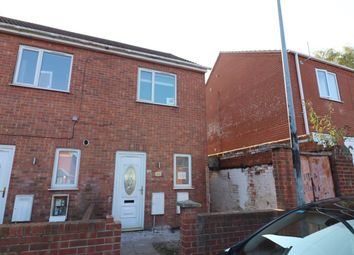 Thumbnail 2 bed end terrace house for sale in Mansel Street, Grimsby