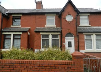 Thumbnail 2 bed terraced house for sale in Rose Court, Lowther Road, Fleetwood