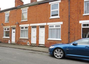 Thumbnail 3 bed terraced house to rent in Tyndal Road, Grantham
