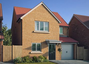 "Thumbnail 3 bedroom detached house for sale in ""The Bagby"" at Spellowgate, Driffield"