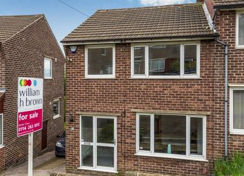 Thumbnail 3 bed semi-detached house for sale in Sandstone Avenue, Wincobank, Sheffield