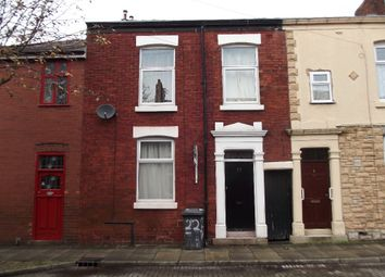 Thumbnail 4 bed terraced house to rent in Trafford Street, Preston