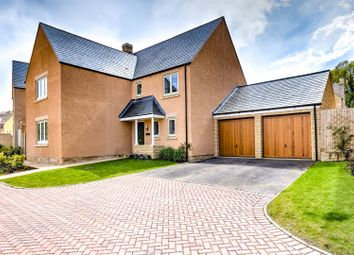 Thumbnail 5 bed detached house for sale in Fairey Close, Upper Rissington, Cheltenham
