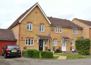 Thumbnail 3 bed end terrace house for sale in Bardsey Court, Monkston, Milton Keynes