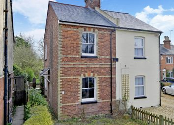 Thumbnail 2 bed semi-detached house for sale in Guildford Road West, Farnborough, Hampshire