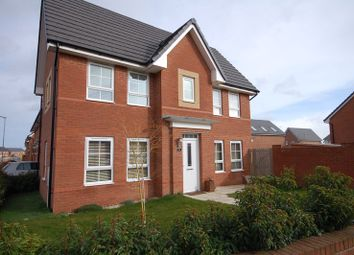 3 bed detached house for sale in Bowyer Way, Morpeth NE61
