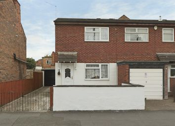 Thumbnail 2 bed end terrace house for sale in Mafeking Street, Nottingham