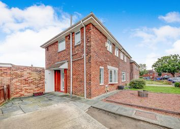 Thumbnail 2 bed semi-detached house to rent in Shelley Crescent, Blyth