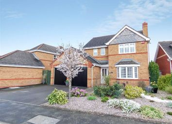 Thumbnail 4 bed detached house for sale in Lintin Close, Bratton, Telford, Shropshire