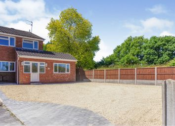4 bed semi-detached house for sale in Bankside Way, Walsall WS9