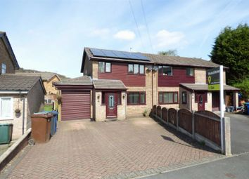 Thumbnail 3 bed property for sale in Croft Close, Rawtenstall, Rossendale