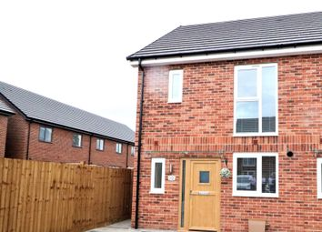 Thumbnail 2 bed end terrace house to rent in Loweswater Way, West Thurrock, Grays