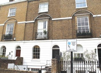 Thumbnail 1 bed flat to rent in Aberdeen Place, London