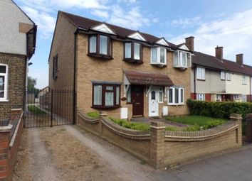 Thumbnail 3 bed semi-detached house for sale in Dagenham Road, Rush Green, Romford