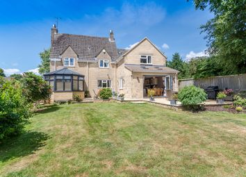 Thumbnail 4 bed detached house for sale in The Damsells, Tetbury