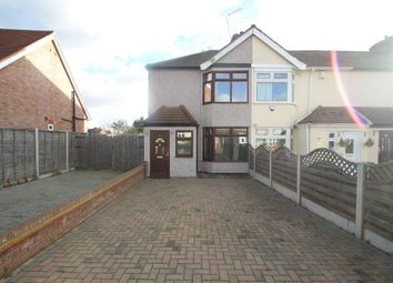 Thumbnail 3 bed property to rent in Manser Road, Rainham