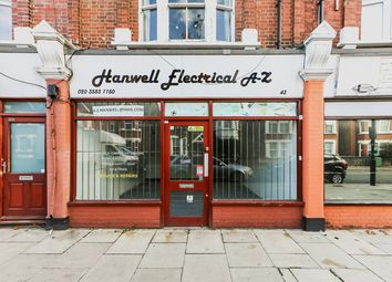 Thumbnail Retail premises for sale in Greenford Avenue, London