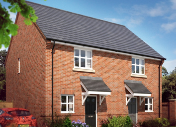 Thumbnail 2 bed semi-detached house for sale in The Higham, Radbourne Lane, Nr Derby, Derbyshire