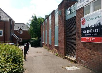 Thumbnail Commercial property to let in Jehovahs Witnesses Kingdom Hall, Chapel Row, Bishop's Stortford, Hertfordshire