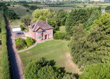 Thumbnail 4 bed detached house for sale in Willow House Melton Road, Hickling Pastures, Hickling Pastures