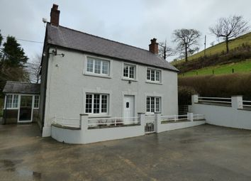 Thumbnail 3 bed detached house to rent in Ffarmers, Llanwrda, Carmarthenshire