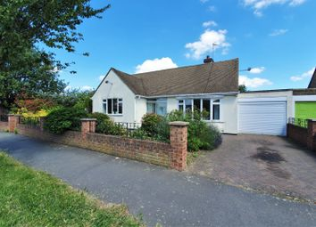Thumbnail 2 bed detached bungalow for sale in Treaty Road, Glenfield, Leicester