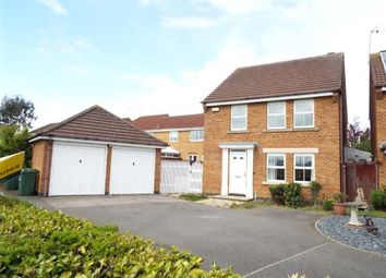 Thumbnail 4 bed detached house for sale in Murby Way, Thorpe Astley, Leicester, Leicestershire