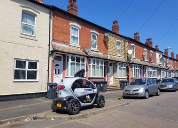Thumbnail 2 bed terraced house for sale in Henshaw Road, Small Heath, Birmingham