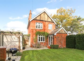 Thumbnail 4 bed detached house for sale in Aldershot Road, Fleet