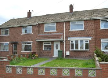 Thumbnail 4 bed terraced house to rent in Bradley Court, Billingham