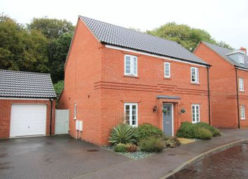 Thumbnail 4 bed detached house for sale in Blackhill Wood Lane, Costessey, Norwich