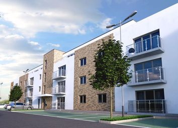 Thumbnail 1 bed flat for sale in Newlands Road, Luton