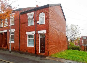 Thumbnail 2 bed end terrace house for sale in 2 Bed 2 Recp Terraced, Leicester Road, Manchester