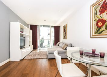 Thumbnail 1 bedroom flat for sale in Leman Street, Aldgate East, London