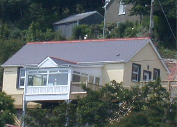 Thumbnail 3 bed detached bungalow for sale in Ardwyn, Glanymor Road, Goodwick, Pembrokeshire