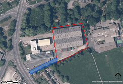 Thumbnail Industrial for sale in Cleckheaton Road, Bradford