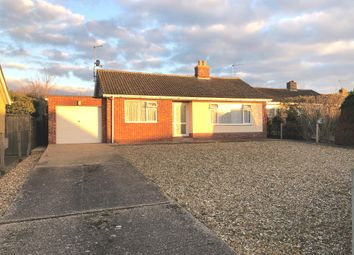 Thumbnail 2 bedroom detached bungalow for sale in Nile Road, Downham Market