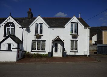 Thumbnail 4 bed semi-detached house for sale in Neath Road, Resolven, Neath.