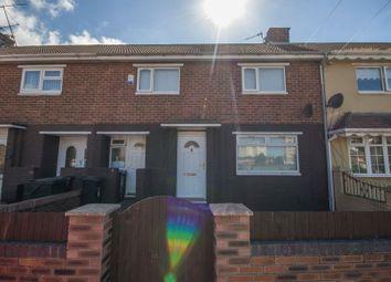 Thumbnail 3 bedroom terraced house for sale in Addington Drive, Pallister Park, Middlesbrough