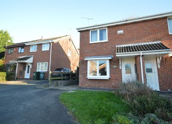 Thumbnail 2 bedroom semi-detached house for sale in Thorney Road, Coventry