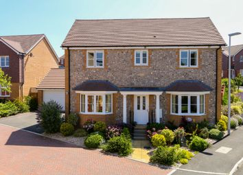 Thumbnail 4 bed detached house for sale in Sorrel Place, Newton Abbot