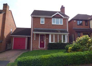 Thumbnail 3 bed detached house for sale in 5 Willow Close, Bromyard, Herefordshire