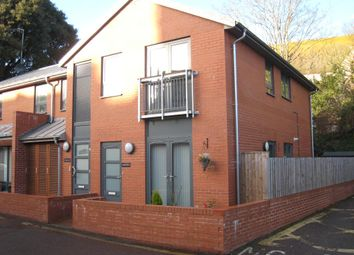 Thumbnail 2 bed flat to rent in Brook House, Brook Road, Budleigh Salterton, Devon