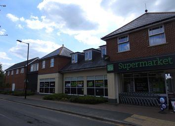 Thumbnail 2 bed flat to rent in High Street, Wickham Market, Woodbridge, Suffolk