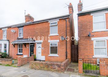 Thumbnail 2 bed end terrace house for sale in Beche Road, Colchester