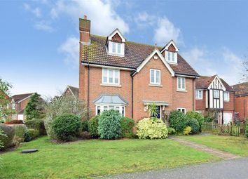 Thumbnail 6 bed detached house for sale in Flamingo Drive, Herne Bay, Kent