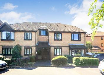 Thumbnail 1 bed flat for sale in Marwell Close, Romford