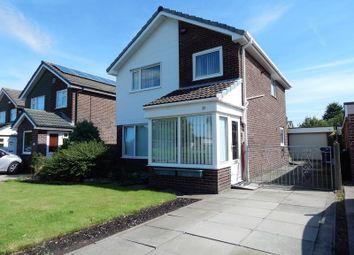 Thumbnail 3 bed detached house for sale in Chestnut Avenue, Penwortham, Preston