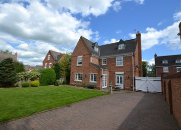 Thumbnail 5 bed detached house for sale in The Pingle, Quorn, Leicestershire