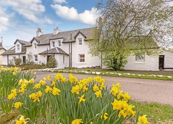 Thumbnail 4 bed detached house for sale in Liangarstan House, Killin, Perthshire
